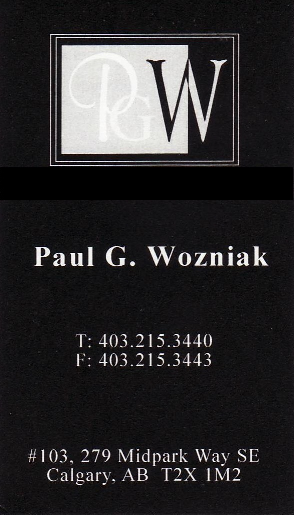 Paul G. Wozniak